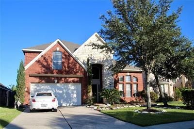 Houston Single Family Home For Sale: 10038 Lakeside Gables Drive
