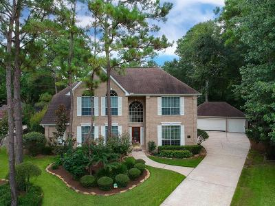 The Woodlands Single Family Home For Sale: 6 Flatcreek Place