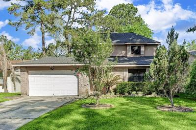 Spring Single Family Home For Sale: 4523 Enchantedgate Drive