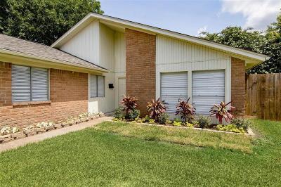 Deer Park Single Family Home For Sale: 1205 Kitty Street
