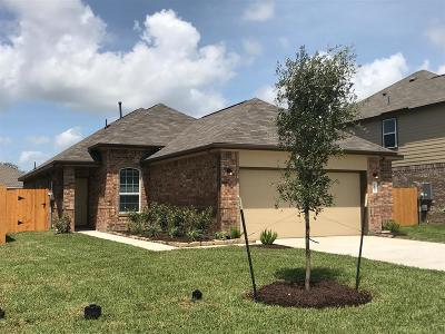 Texas City Single Family Home For Sale: 3221 Primrose Drive