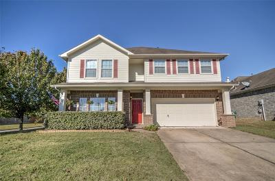 Conroe Single Family Home For Sale: 2210 Jefferson Crossing Drive