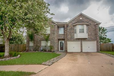 Galveston County Rental For Rent: 526 Oak Briar Drive