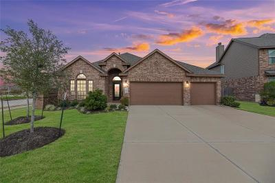 Katy Single Family Home For Sale: 3003 Francisco Bay Place