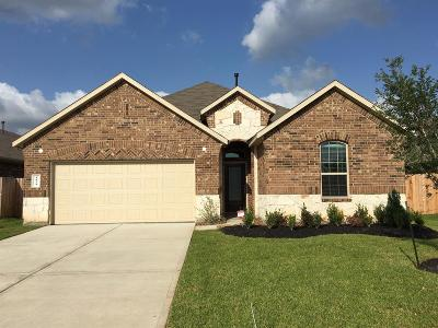 Spring Single Family Home For Sale: 4834 Creekside Haven Trail