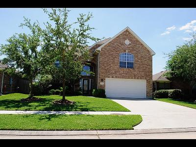 Pearland Single Family Home For Sale: 2311 Megellan Point Lane