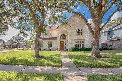 League City Single Family Home For Sale: 2005 Virtue Court