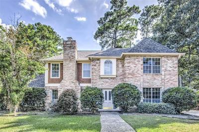 Kingwood Single Family Home For Sale: 2402 Oak Shores Drive