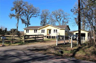 Sealy Single Family Home For Sale: 3351 Lazy River Drive