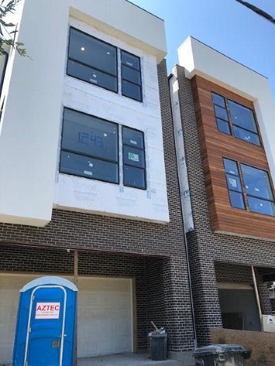 Single Family Home For Sale: 1243 Peden Street