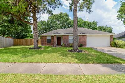 Houston Single Family Home For Sale: 9015 Smokehollow Drive