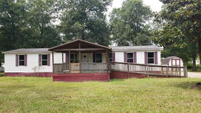 Single Family Home For Sale: 21605 County Road 3749
