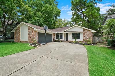 The Woodlands Single Family Home For Sale: 22 N Drifting Leaf Court