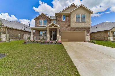 Brookshire Single Family Home For Sale: 1614 Dominion Heights Lane