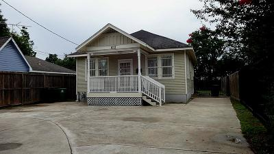 Single Family Home For Sale: 929 W Cavalcade Street