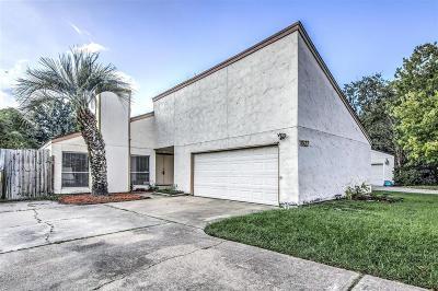 Houston Single Family Home For Sale: 11527 Deep Meadow Drive