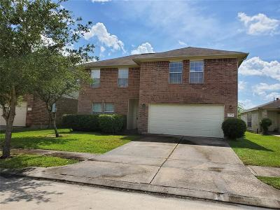Houston Single Family Home For Sale: 11718 Dandy Park Court