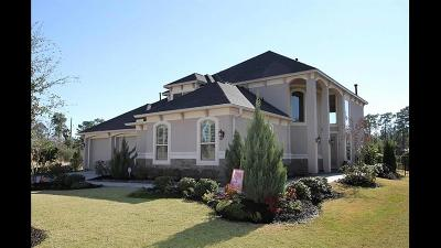Cypress Single Family Home For Sale: 13611 Boerne Canyon Ln Lane