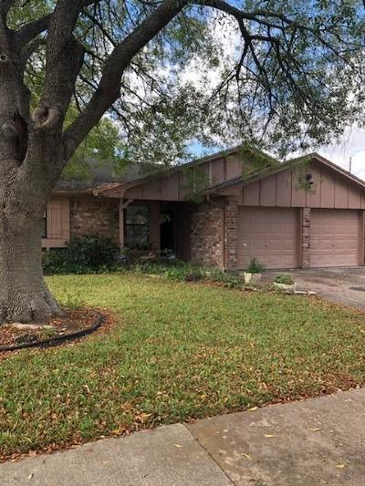 Sugar Land Single Family Home For Sale: 1903 Michele Drive