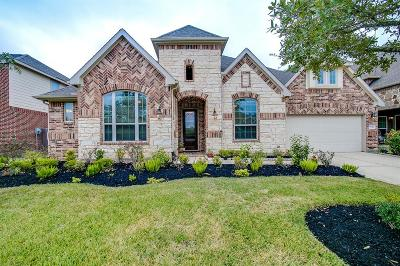 Katy Single Family Home For Sale: 5946 Green Meadows Lane