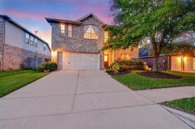 Missouri City Single Family Home For Sale: 10939 Tattershall Lane
