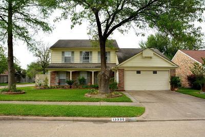 Houston Single Family Home For Sale: 13330 Bridgewalk Lane