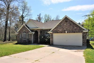 Montgomery Single Family Home For Sale: 16183 Tobacco Road