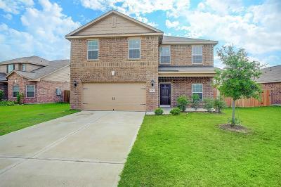 Rosenberg Single Family Home For Sale: 5143 Briar Cove Lane