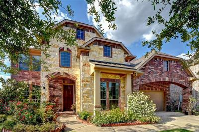 Sugar Land Single Family Home For Sale: 3822 Pearl Pass Lane