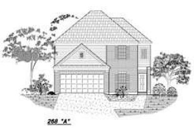 Humble Single Family Home For Sale: 11335 Creekway Bend Drive