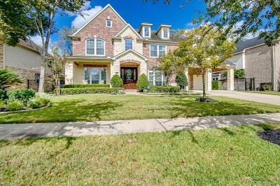 Single Family Home For Sale: 8807 Stones Throw Lane