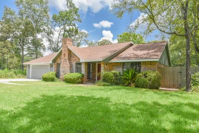 Humble Single Family Home For Sale: 21610 Forest Glade Drive