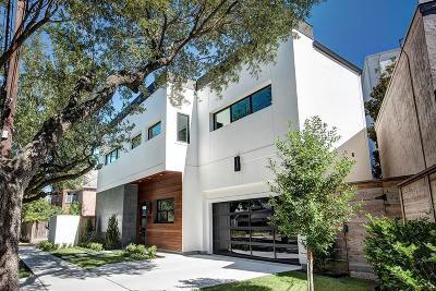 Houston Single Family Home For Sale: 1911 Ridgewood