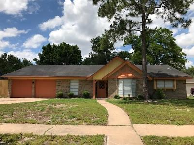 Friendswood Single Family Home For Sale: 5210 Shady Oaks Lane