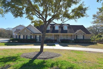 Bellville Single Family Home For Sale: 1528 Koy Road