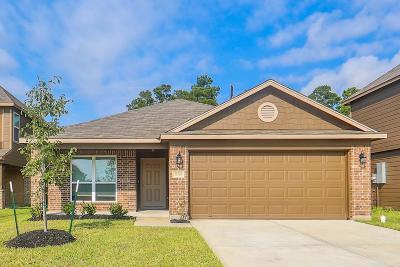 Humble Single Family Home For Sale: 21243 Fox Orchard
