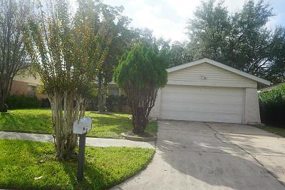 Sugar Land Single Family Home For Sale: 14311 Templar Lane