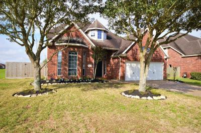 Pearland Single Family Home For Sale: 3916 Conroe Lake Court