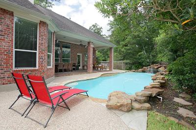The Woodlands Single Family Home For Sale: 3 Shale Creek