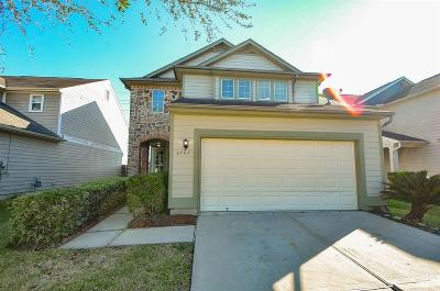 Fort Bend County Single Family Home For Sale: 2707 Feather Green Trail