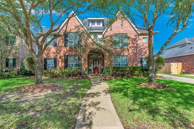 Richmond Single Family Home For Sale: 519 Summer Trace Lane
