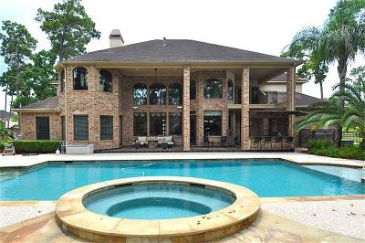 Kingwood Single Family Home For Sale: 46 Kings Lake Estates Boulevard