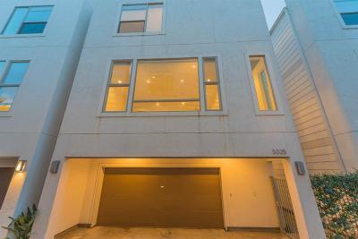Houston Single Family Home For Sale: 5325 Lillian Street