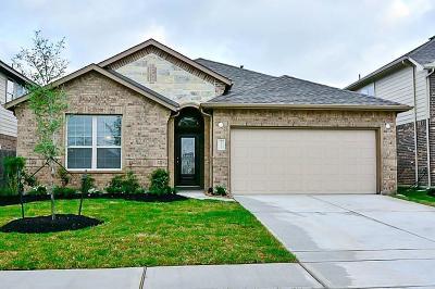 Richmond Single Family Home For Sale: 2806 Bluesage Bluff