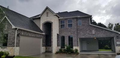 Tomball Single Family Home For Sale: 11119 Cunningham Fir Trail