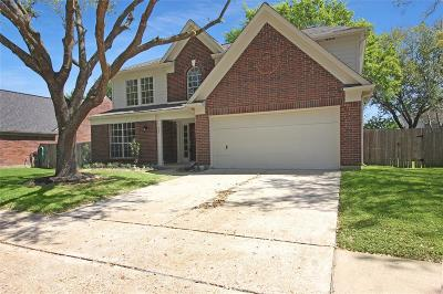 Pearland Single Family Home For Sale: 4007 Beechwood Drive