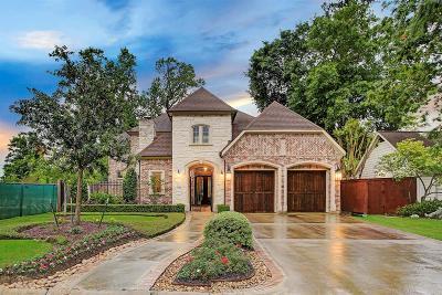 Houston Single Family Home For Sale: 1311 Althea Drive