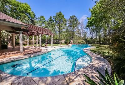 The Woodlands TX Single Family Home For Sale: $599,000