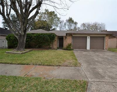 Friendswood Single Family Home For Sale: 2414 Leading Edge Drive