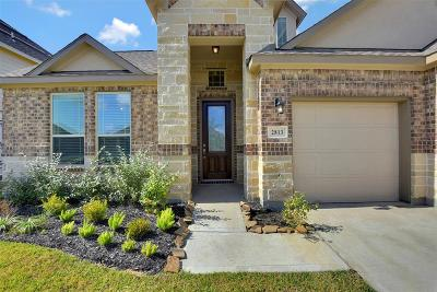 Texas City Single Family Home For Sale: 2813 Bernadino Drive